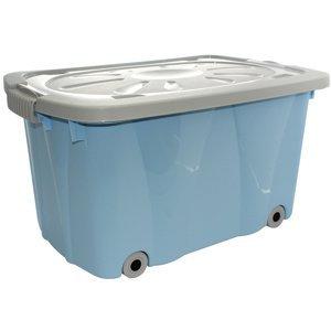 Altom Úložný box pojazdný, modrá