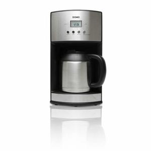 DOMO DO 474 KT kávovar s časovačom a termokanvicou