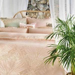 Stella Ateliers Damaškové obliečky Reena rose opál, 140 x 200 cm, 70 x 90 cm