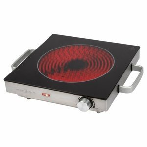 PROFICOOK EKP 1210 jednoplatničkový varič sklokeramický