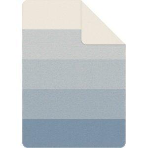 Ibena Deka Salerno Gots 2296/600 modrá BIO, 140 x 200 cm