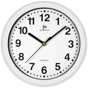 Lowell 00710B Nástenné hodiny pr. 25 cm