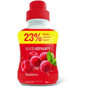 Sodastream Sirup MALINA 750 ml veľký