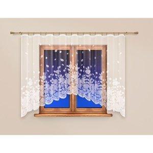 4Home Záclona Hortenzie, 300 x 150 cm