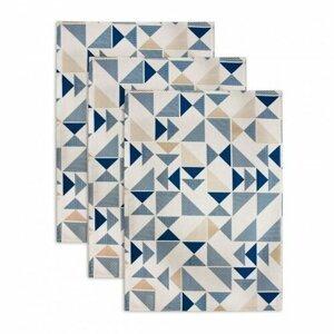 Trade Concept Utierka Geometry, 50 x 70 cm, sada 3 ks