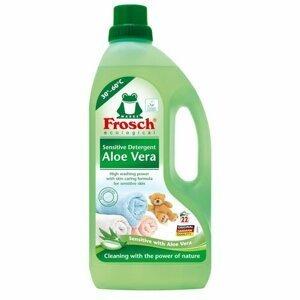 Frosch gél na pranie Aloe vera Sensitive 20 PD