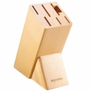 TESCOMA blok NOBLESSE na 6 nožov, nožnice na hydinu/ocieľku