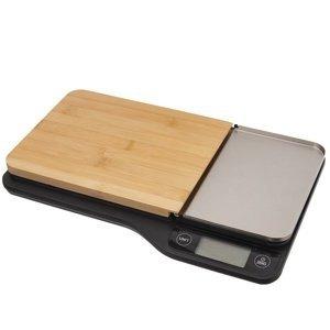 Kuchyňská váha digitální s krájecím prkénkem 131809 Orion
