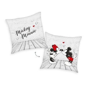 Herding Vankúšik Mickey & Minnie, 40 x 40 cm