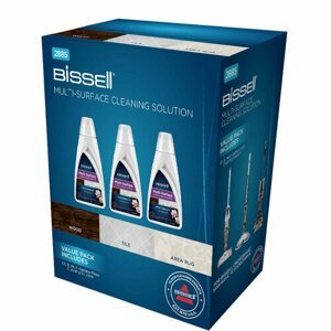 Bissell MultiSurface trio pack 3x 1 l