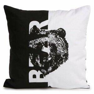 Altom Obliečka na vankúš Bear, 40 x 40 cm