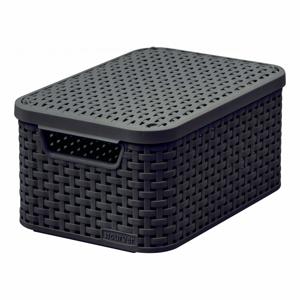 CURVER - Úložný box STYLE S, hnedý