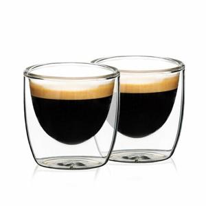 4Home Termo pohár na espresso Hot&Cool 80 ml, 2 ks