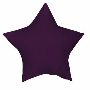 Domarex Vankúš Stars fialová, 45 x 45 cm