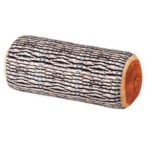 ALDO designový Vankúš - drevené poleno 17 x 44 cm