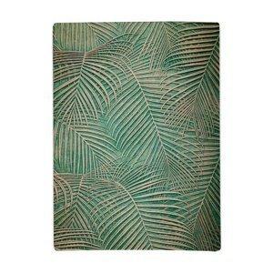 Domarex Koberček z pamäťovej peny Luxury Palms, 120 x 160 cm