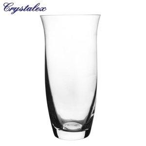 Crystalex Sklenená váza, 12,5 x 25,3 cm
