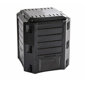 Compogreen 380l čierný IKST380C
