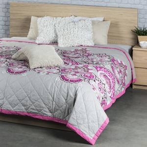 Night in Colours Prehoz na posteľ Laissa ružová