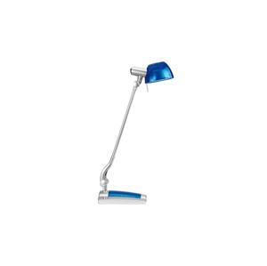 Stolná lampa Ginevra uno, modrá, Panlux