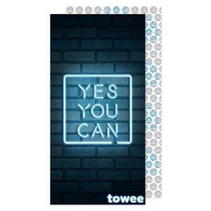 Towee Rýchloschnúci uterák YES YOU CAN, 50 x 100 cm