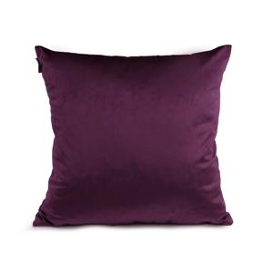 Domarex Obliečka na vankúš Smart Velvet fialová, 40 x 40 cm