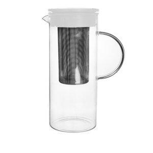 Orion Kanvica varná sklo + filter HEDA 1,5 l 1 ks