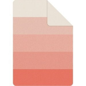 Ibena Deka Salerno Gots 2296/200 oranžová BIO, 140 x 200 cm