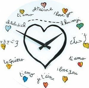 Nextime Loving you 8030 nástenné hodiny