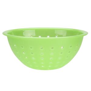 Altom Plastové cedidlo Weekend 24 cm, zelená