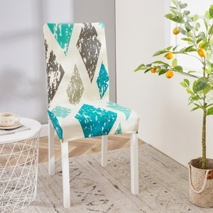 4Home Napínací poťah na stoličku Style, 45 - 50 cm, sada 2 ks