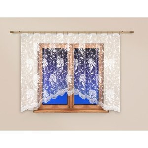4Home Záclona Pivonky, 300 x 150 cm