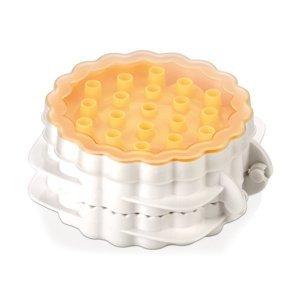 Tescoma Tvorítko na plnené mriežkované pečivo DELÍCIA, 3 dekory