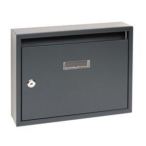 Poštová oceľová schránka BK.24.AM
