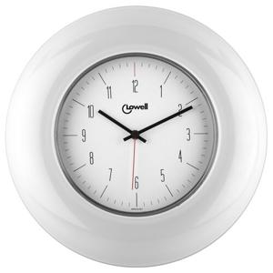 Lowell 03300B Dizajnové nástenné hodiny pr. 33 cm