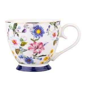 Altom Porcelánová jumbo šálka Blooming, 350 ml