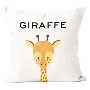 Domarex Obliečka na vankúšik KIDS Petit Natur Žirafa, 45 x 45 cm