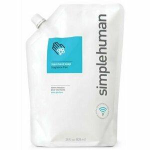 Simplehuman Hydratačný penové mydlo 828 ml, neparfumované