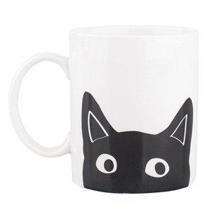 Altom Porcelánový hrnček Mačka, 300 ml