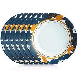Luminarc Sada dezertných tanierov ORME 22 cm, 6 ks