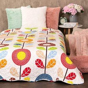 4Home Prehoz na posteľ Kylie, 140 x 220 cm