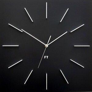 Future Time FT1010BK Square black 40cm