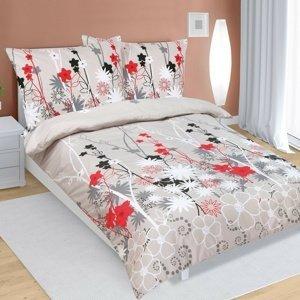 Bellatex Bavlnené obliečky Margaréty, 140 x 200 cm, 70 x 90 cm