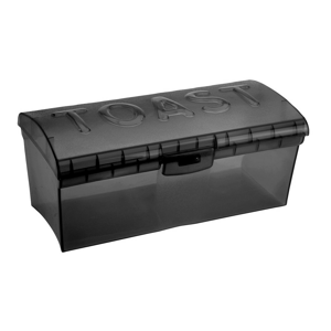 Box na toastový chlieb, čierna