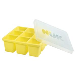 NUK Formičky do mrazničky 9 x 60ml žluté