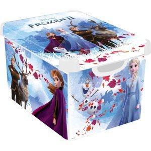 Curver Dekoračný úložný box Frozen 2 L, 22 l