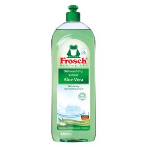 Frosch prostriedok na umývanie riadu Aloe vera 750 ml