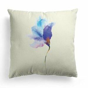 Domarex Vankúšik Kvet pre teba fialová, 43 x 43 cm