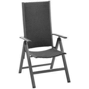 Záhradná skladacia stolička Dallas
