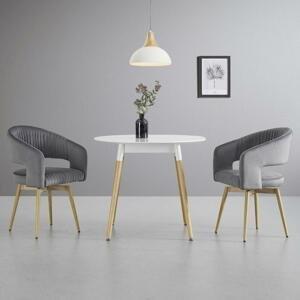 Jedálenský Stôl Gaia 90 Cm